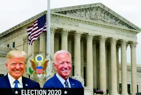US presidential election Supreme Court issues landmark order
