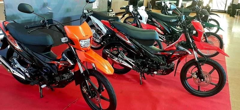 Honda XRM125 Fi Design Inspirations