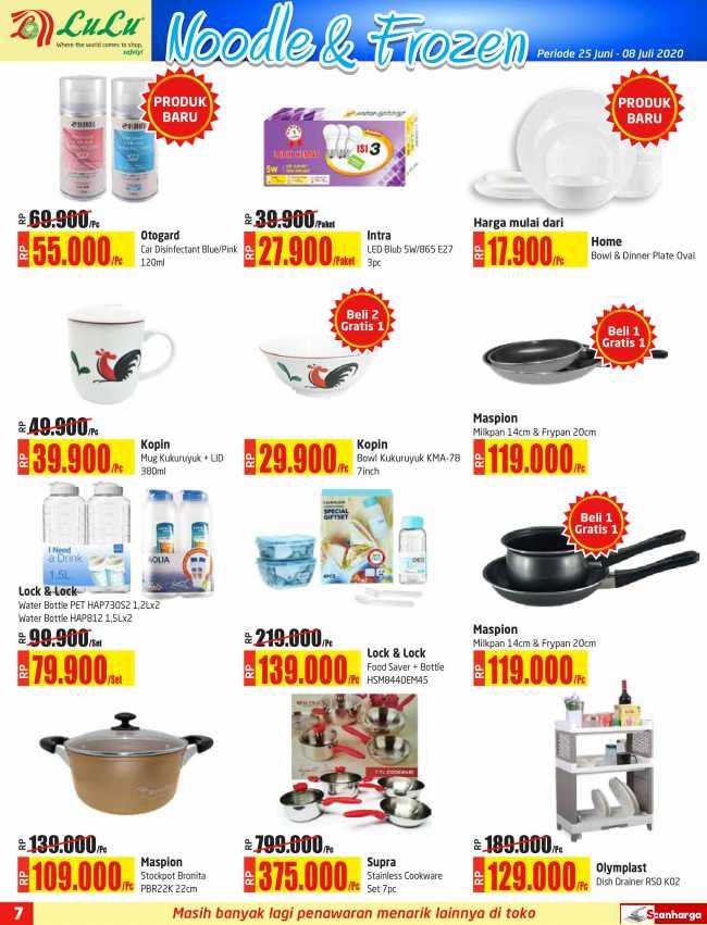 Katalog Promo LULU Supermarket 25 Juni - 8 Juli 2020 7