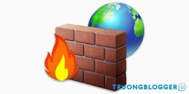 Chặn kết nối mạng của ứng dụng Windows bằng Firewall App Blocker