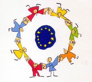 Resultado de imagen de DIBUJO DE LA UNION EUROPEA