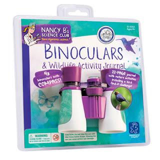 nancy b's science club binoculars