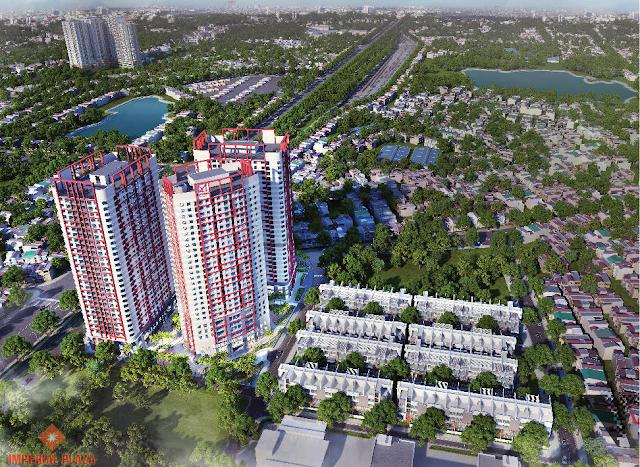 Ra mắt chính thức dự án Imperial Plaza Giải Phóng