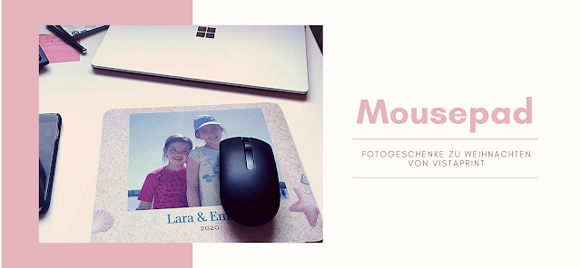 Mousepad als Geschenk zu Weihnachten