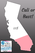 Fundraising: Cali or Bust!