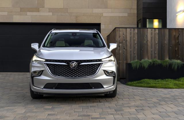 2022 Buick Enclave Review