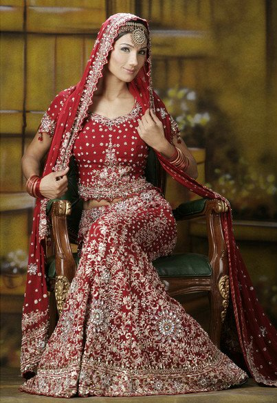 Image result for indian wedding dress photos