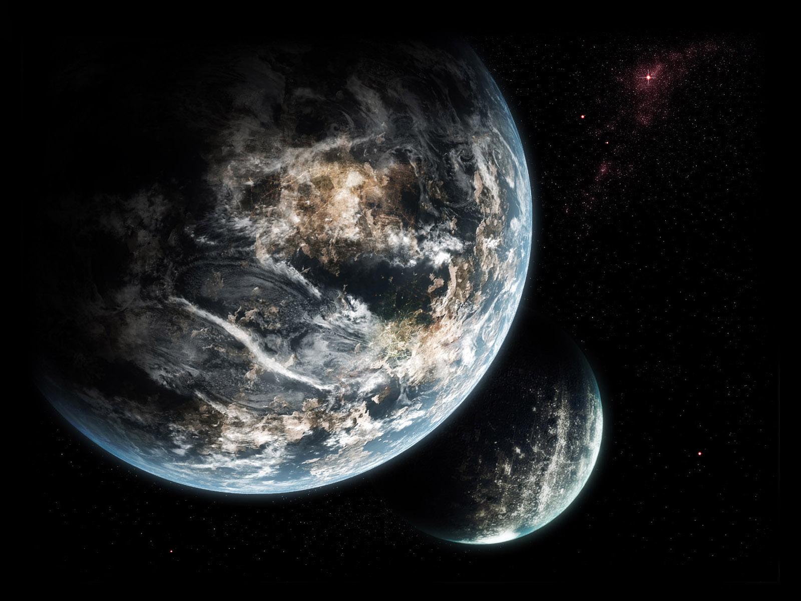HQ DESKTOP WALLPAPERS: Amazing Universe Desktop HD ...