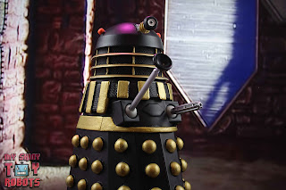 "Custom 'The Curse of Fatal Death"" Black Dalek 11"