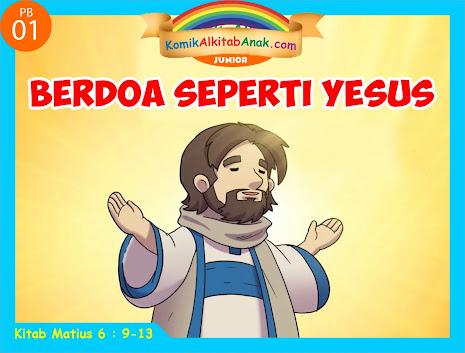 Berdoa Seperti Yesus