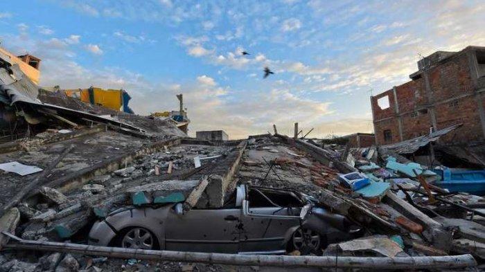 Gempa Bumi Messina, Bencana Paling Mengerikan di Italia