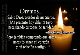 Oraciones, Reflexiones Cristianas, Oración a Dios nuestro señor,