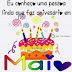 Parabéns Hoje e seu Aniversário