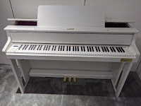 Casio Grand Hybrid GP-310 white