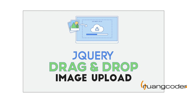 Membuat Drag and Drop File Upload