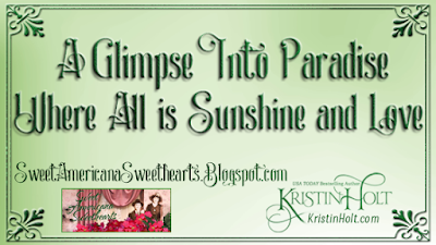 Kristin Holt | Courtship: A Glimpse Into Paradise Where All is Sunshine and Love, 1891