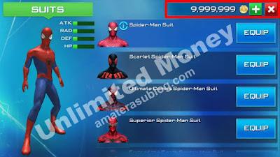 Download Game The Amazing Spider-Man 2 Mod Apk Offline