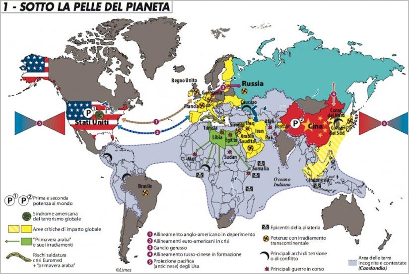 Pc  Marzo La Terza Guerra Mondiale La Borghesia Imperialista Ne Discute E Si Prepara