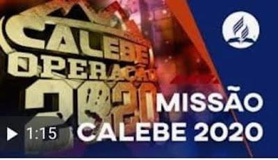 Campanha Solidária - Missão Calebe da Igreja Adventista de Registro-SP