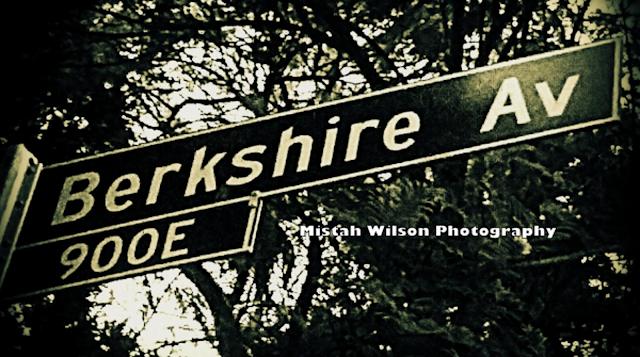 Berkshire Avenue, La Cañada Flintridge, CA by Mistah Wilson
