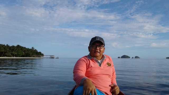 Kawasan pesisir Mentawai