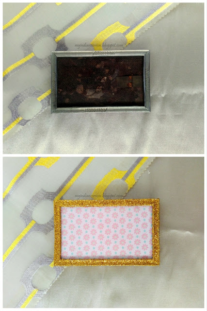bullet-journal-old-frame-recycle-into-cute-glitter-frame-myindianversion-blog