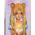 Belos desenhos no estilo anime Ilustrações singelas