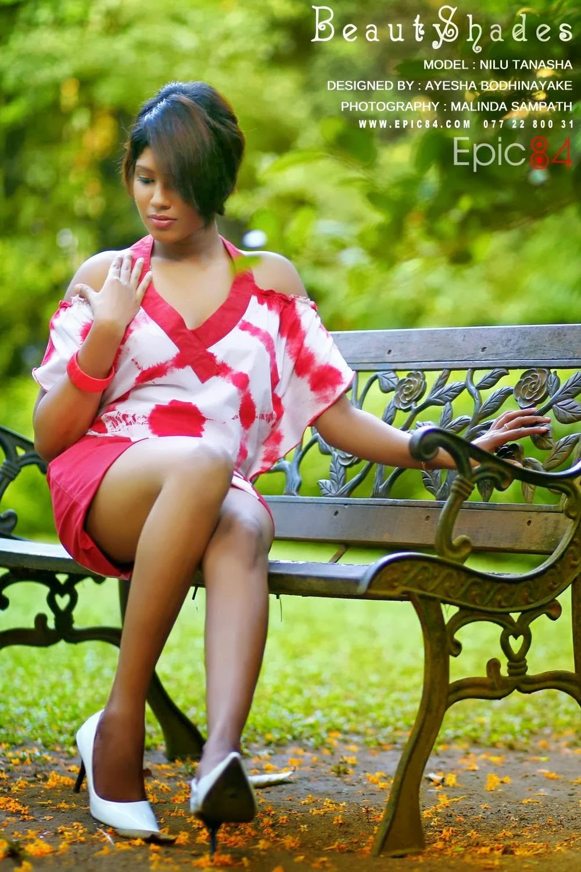 Thanuja Dilhani - Sri Lankan Actress And Models