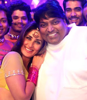 Ganesh Acharya wife
