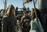Pirates of the Caribbean: Dead Men Tell No Tales Kaya Scodelario Image (30)