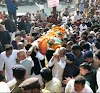 """अंतिम यात्रा : """"रियासत की विरासत """" """"राजमाता"""" को अंतिम प्रणाम,दिग्विजय,टीएस सिंहदेव ने दिया कांधा, राजकीय सम्मान के साथ अंतिम संस्कार।"""