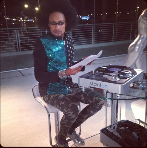 CHECK OUT DENRELE'S NEW SUPER HOT PICTURES