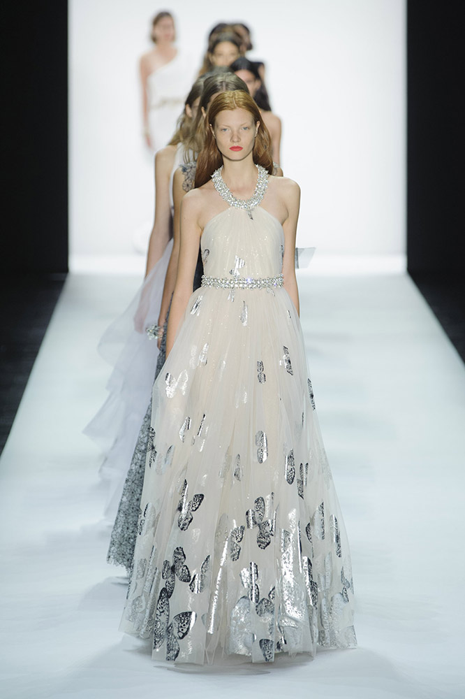 Badgley Mischka at New York Fashion Week Spring 2016