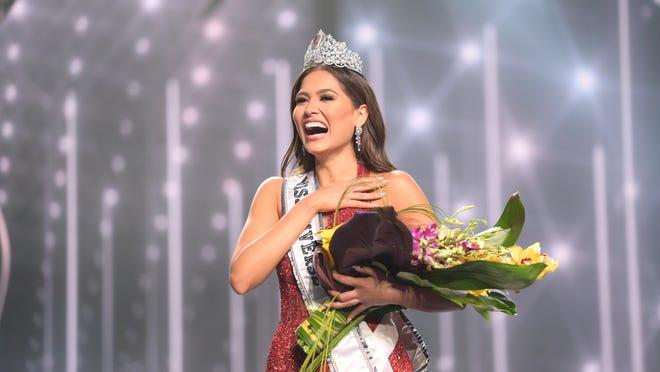Mexico's Andrea Meza bags Miss Universe 2021 crown