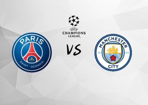 Paris Saint-Germain vs Manchester City  Resumen y Partido Completo