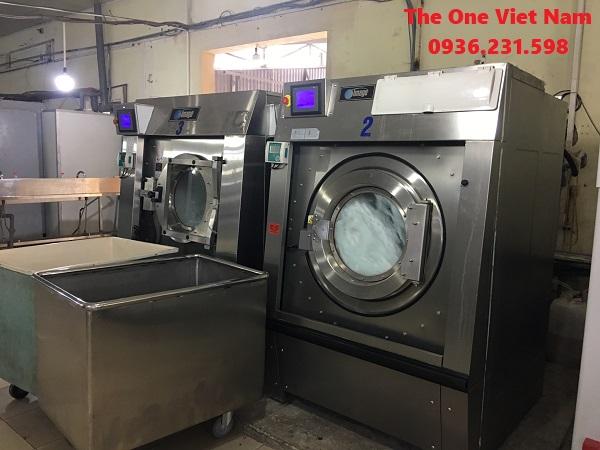 máy giặt công nghiệp Powerline