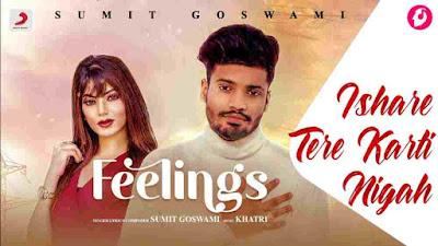 Ishare Tere Karti Nigah Lyrics Sumit Goswami