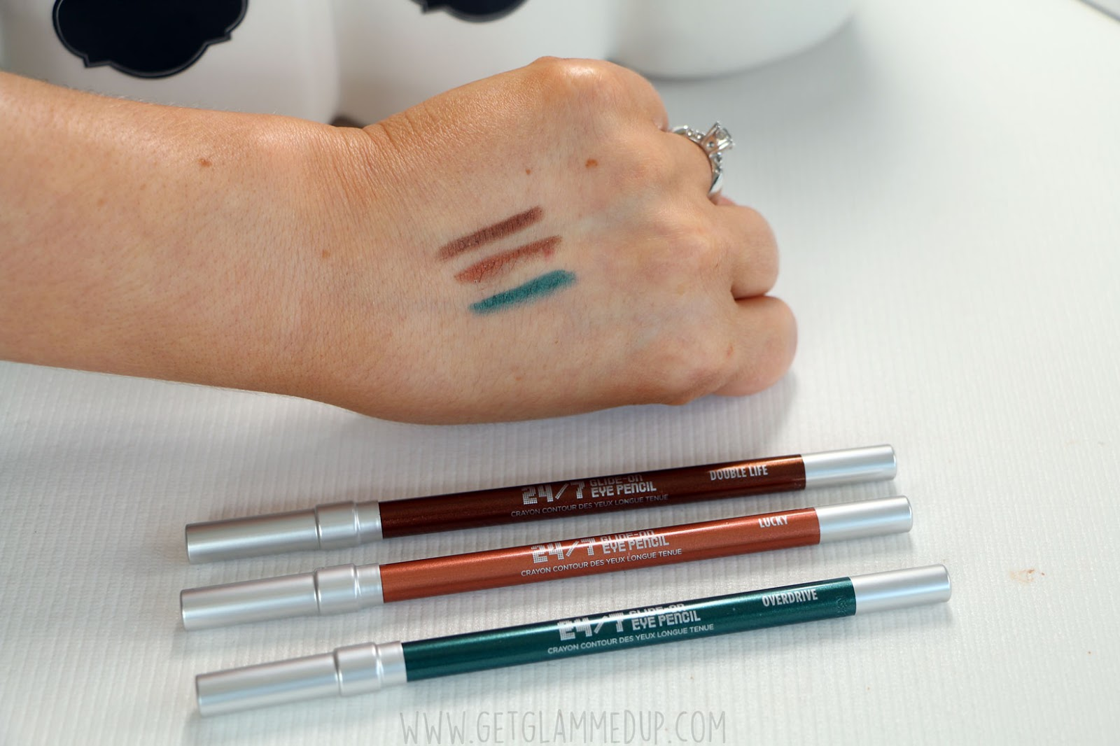 Urban Decay Born to Run 24/7 Eyeliner Pencils