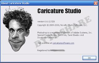 cara gampang membuat karikatur dengan software terbaik