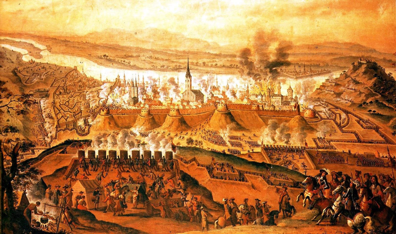 Wars of Louis Quatorze: Battle of Buda (1686)