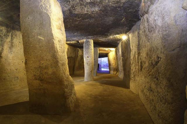 Dólmenes de Antequera: misterios inquietantes