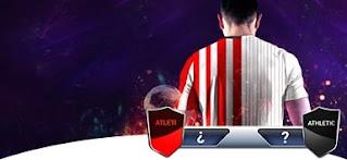 Luckia promo Atletico vs Athletic 9-1-2021
