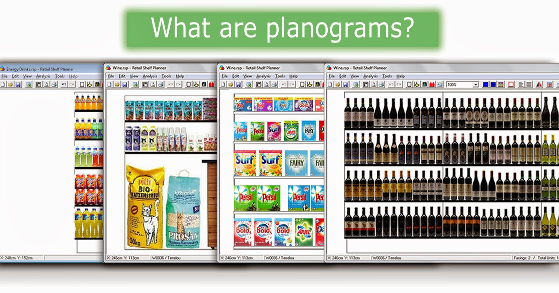 Shelfstock - Blog about Marketing and Planograms in general