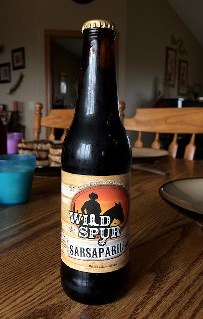 Wild Spur Sarsaparilla