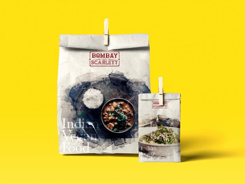 Bombay Scarlett Takeaway Kitchen