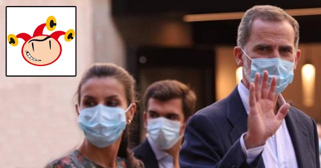 El Jueves la lía parda criticando los viajes de la monarquía durante la crisis sanitaria