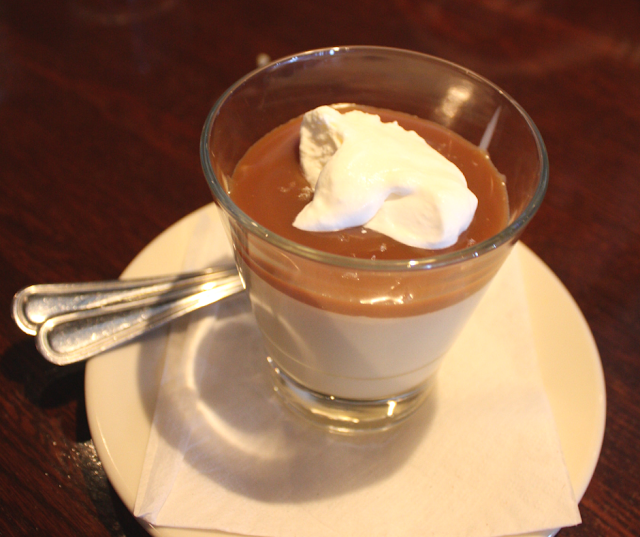 Tempting Butterscotch Budino