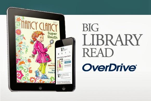 It S A Nancy Clancy Big Library Read border=