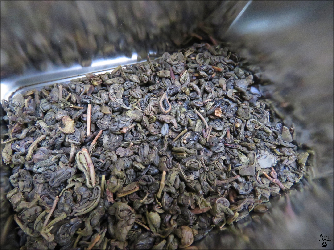 Bain Vapeur purifiant au thé vert