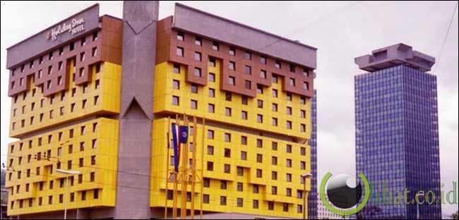 Holiday Inn, Sarajevo, Bosnia and Herzegovina